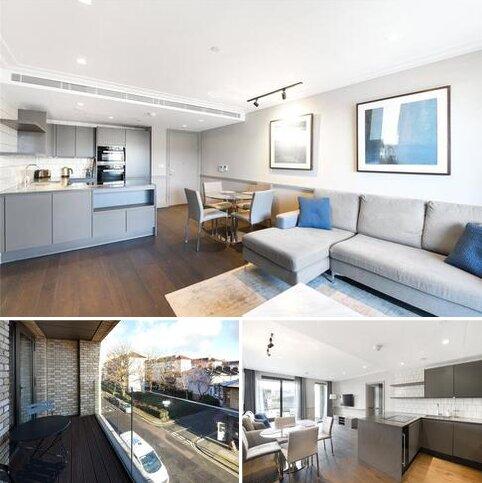 1 bedroom flat to rent - Queens Wharf, 2 Crisp Road, Fulham, London, W6