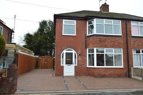 3 bedroom semi-detached house for sale - Caen Avenue, Manchester, M40 5RX