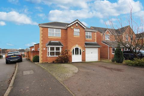 5 bedroom detached house for sale - Spencelayh Close, Wellingborough NN8