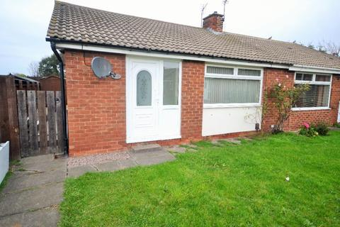 2 bedroom semi-detached bungalow for sale - Alnwick Close, Redcar TS10