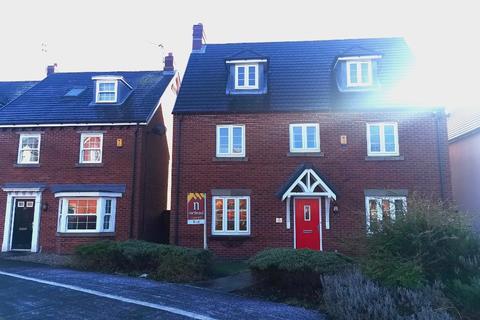 5 bedroom detached house to rent - Orlando Drive, Chapelford, Warrington, WA5