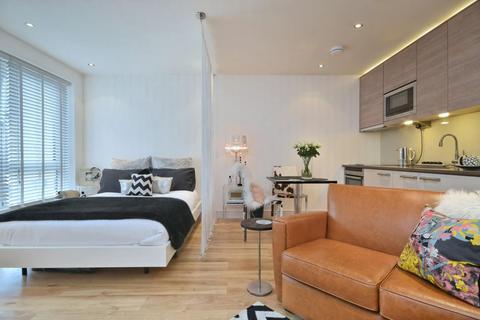 Studio to rent - Doulton House, Chelsea Creek, Park Street, Fulham, London, SW6