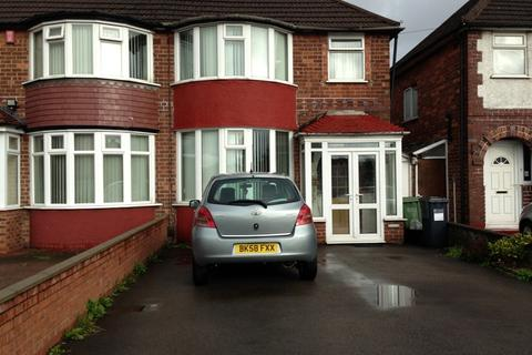 3 bedroom semi-detached house for sale - Lyndon Road, Solihull, West Midlands B92