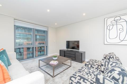 3 bedroom flat to rent - Merchant Square East, London, W2