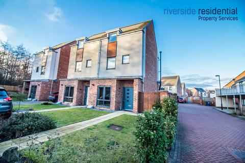 4 bedroom townhouse for sale - Twizell Burn, Elba Park, Houghton le Spring