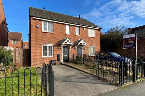 2 bedroom semi-detached house for sale - Hopwood Street, Newton Heath, Manchester, Greater Manchester, M40