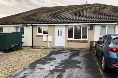 2 bedroom terraced bungalow to rent - Old School Close, Red Row, Northumberland