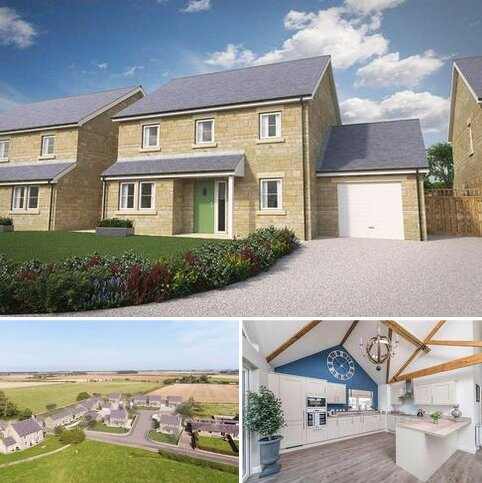 4 bedroom detached house for sale - Plots 3 (The Howick), North Farm Mews, Rennington, Alnwick
