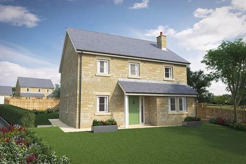 4 bedroom detached house for sale - Plots 1, 2 & 4 (The Stamford) North Farm Mews, Rennington, Alnwick
