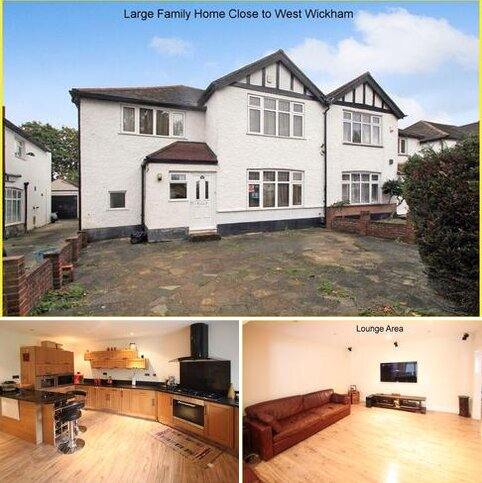 4 bedroom semi-detached house to rent - Bridle Road, Shirley