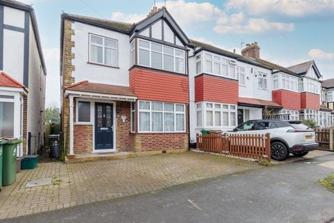 3 bedroom end of terrace house for sale - Priory Road, Sutton