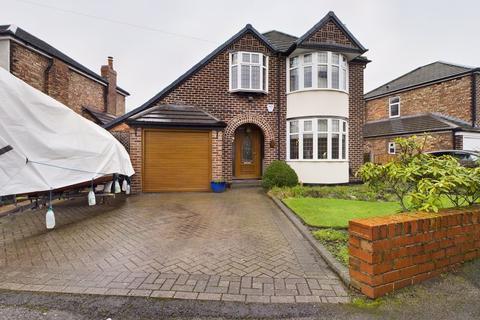 3 bedroom detached house for sale - Belgrave Avenue, Flixton, Trafford, M41