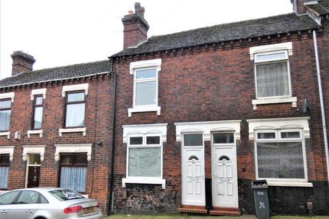 2 bedroom terraced house to rent - Ogden Road, Hanley, Stoke-on-Trent, Staffordshire, ST1 3BX