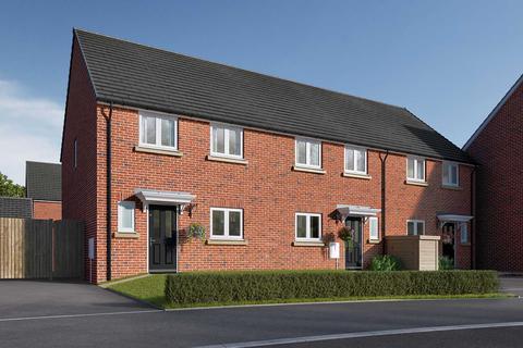Linden Homes - Riverside Mills - Plot 61, Jura at Milby Grange, Boroughbridge Road YO51