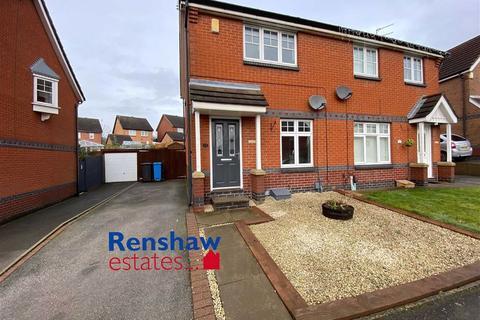 2 bedroom semi-detached house for sale - Harrow Drive, Ilkeston, Derbyshire