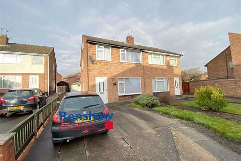 3 bedroom semi-detached house for sale - Ash Street, Ilkeston, Derbyshire