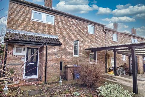 3 bedroom end of terrace house for sale - Glebe Avenue, Full Sutton, York