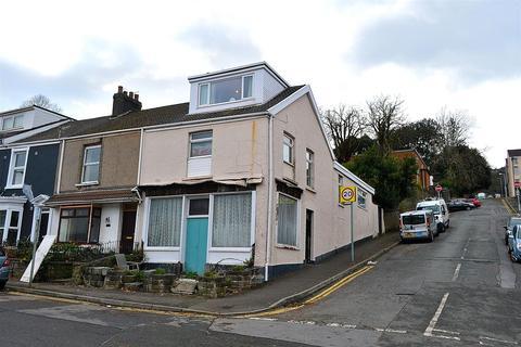 3 bedroom end of terrace house for sale - Hanover Street, Swansea