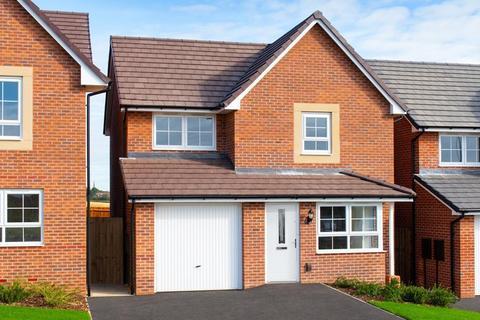 3 bedroom detached house for sale - Plot 58, Derwent at The Glassworks, Catcliffe, Poplar Way, Catcliffe, ROTHERHAM S60