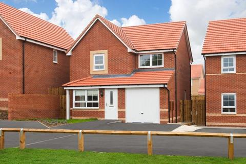 3 bedroom detached house for sale - Plot 67, Derwent at The Glassworks, Catcliffe, Poplar Way, Catcliffe, ROTHERHAM S60