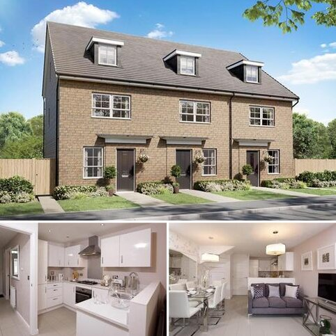 4 bedroom terraced house for sale - Plot 7, Kingsville at Waldmers Wood, Walmersley Old Road, Walmersley, BURY BL9