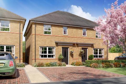 3 bedroom semi-detached house for sale - Plot 4, Ellerton at Waldmers Wood, Walmersley Old Road, Walmersley, BURY BL9