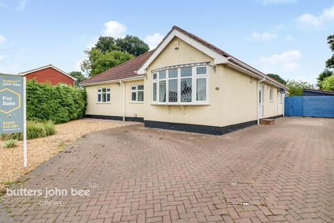 4 bedroom detached bungalow for sale - Lochleven Road, Wistaston, Crewe