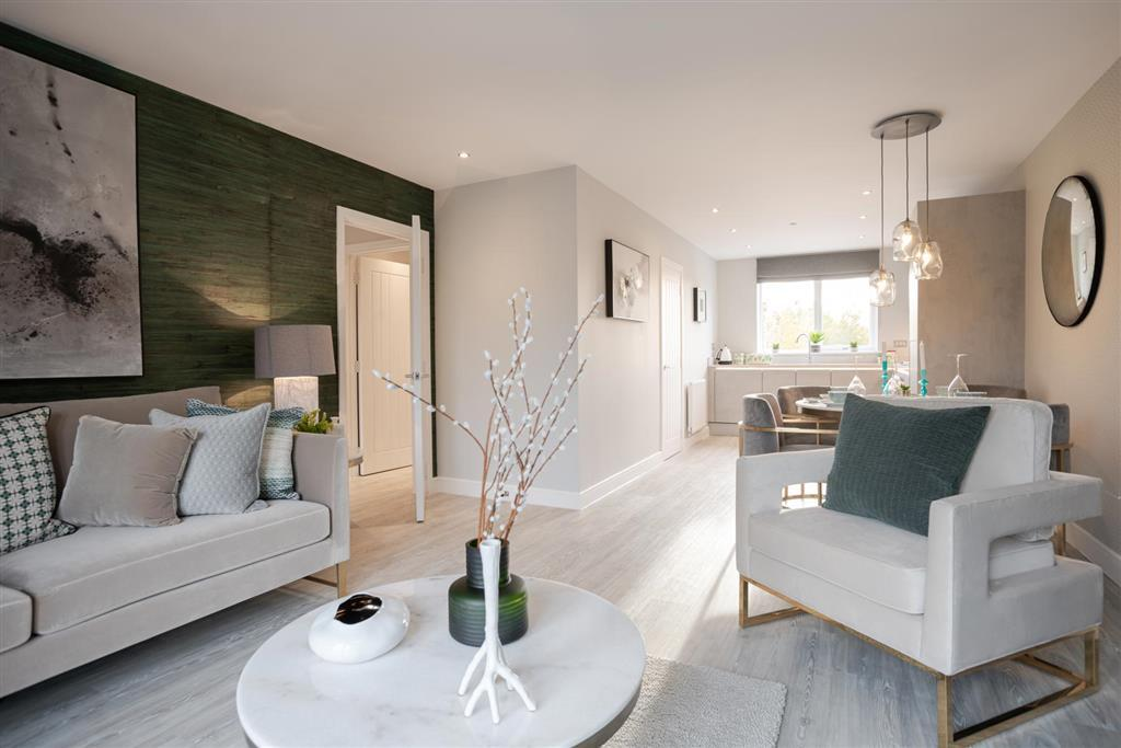 Aspyre Show Apartment