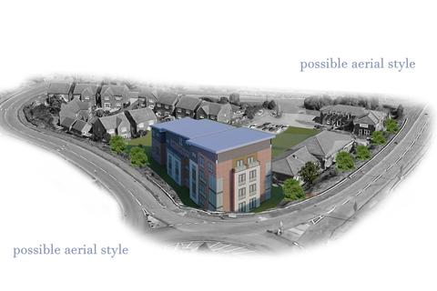 1 bedroom apartment for sale - APARTMENT 10 - Ash Court, Ash Close, Barlborough, Chesterfield, S43 4XL