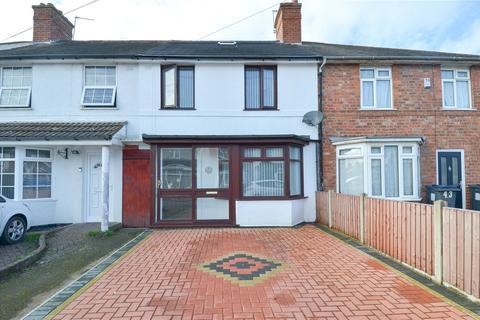 3 bedroom terraced house for sale - Colemeadow Road, Birmingham, B13