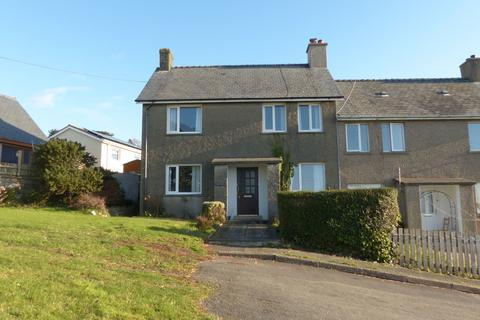3 bedroom semi-detached house for sale - 1 Derlwyn, Llanfair, LL46 2RT