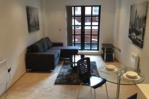 1 bedroom apartment to rent - St Pauls Place, 40 St Pauls Square, Birmingham, B3 1FQ