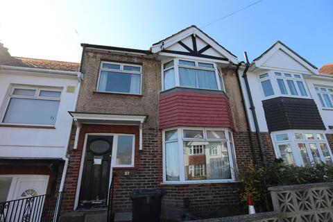 5 bedroom terraced house to rent - Hertford Road, Brighton BN1