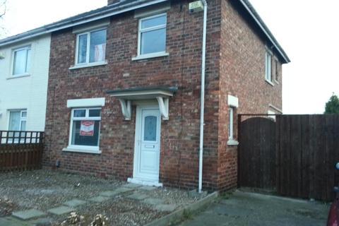 3 bedroom semi-detached house to rent - Leven Road, NORTON TS20