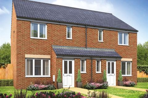 2 bedroom end of terrace house for sale - Plot 333, The Hickling at Woods Meadow, Lime Avenue, Oulton Broad NR32