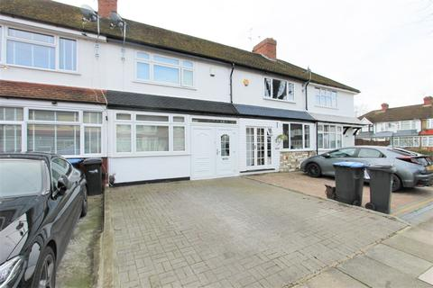 2 bedroom house to rent - Marlborough Road, London, N9
