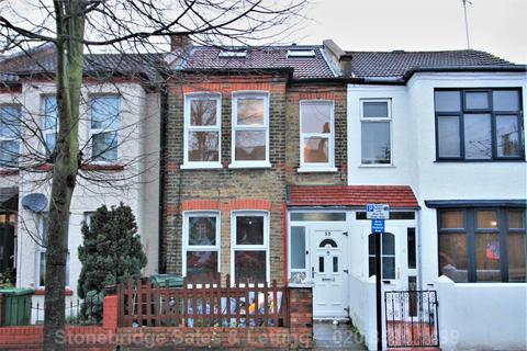 5 bedroom terraced house to rent - Macdonald Road, London, E17
