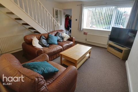 2 bedroom terraced house for sale - Leicester Road, Broughton Astley
