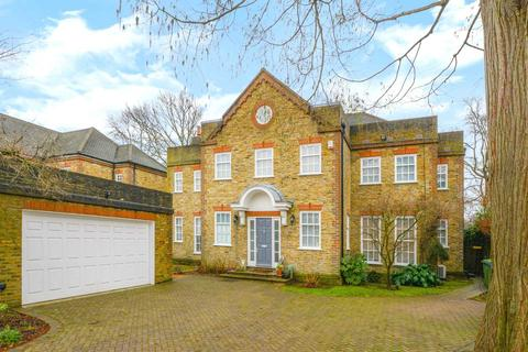 5 bedroom detached house for sale - Hambledon Place Dulwich SE21 7EY
