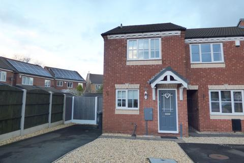 2 bedroom end of terrace house to rent - 1 Forest Glade, Cheslyn Hay, WS6 7QY