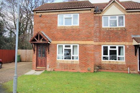 2 bedroom semi-detached house for sale - 45 Huntington Drive Pontprennau Cardiff CF23 8LU
