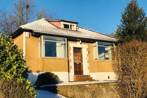 3 bedroom detached bungalow for sale - Rannoch Drive, Bearsden, Glasgow, G61 2LF