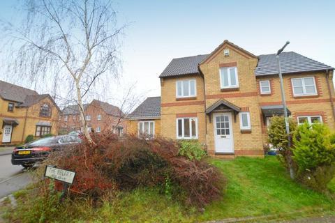 4 bedroom semi-detached house for sale - The Belfry, Bushmead, Luton, Bedfordshire, LU2 7GA