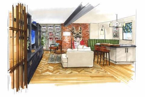 3 bedroom property to rent - The Westie Warren, The Avenue, LN1