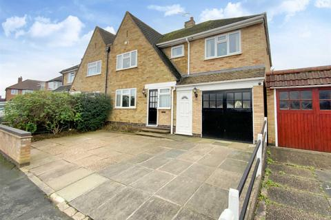 4 bedroom semi-detached house for sale - Sedgefield Drive, Thurnby