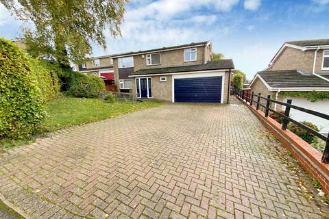 4 bedroom detached house for sale - Shearsby Close, Wigston