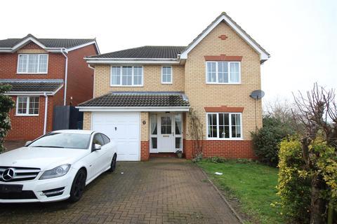 4 bedroom detached house for sale - Kedleston Road, Park Farm. Peterborough