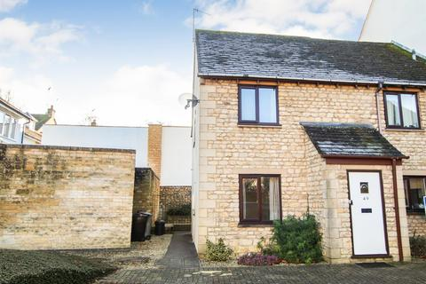 3 bedroom end of terrace house for sale - Stamford