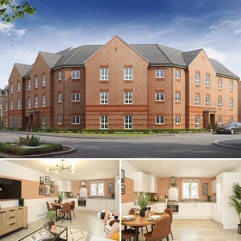 2 bedroom apartment for sale - Plot 317, Lancer Apartments at Bruneval Gardens, Pennefather's Road, Wellesley, Aldershot GU11