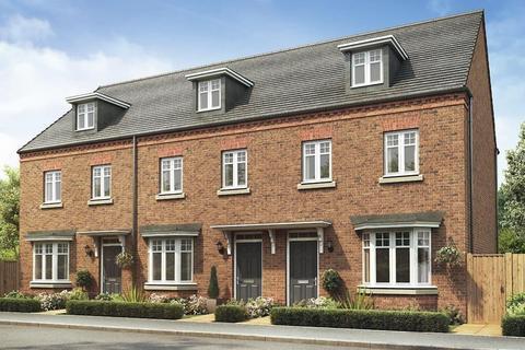 David Wilson Homes - Pinewood Park - Plot 166, Brookvale at Sundial Place, Lydiate Lane, Thornton, LIVERPOOL L23